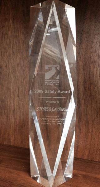 More Awards for Storer Coachways