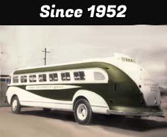 Coach Bus Company San Francisco
