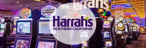 Harrah's Northern California Casino Gambling Trip Schedule
